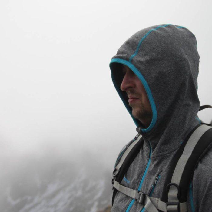 thermic hood mikina tatry