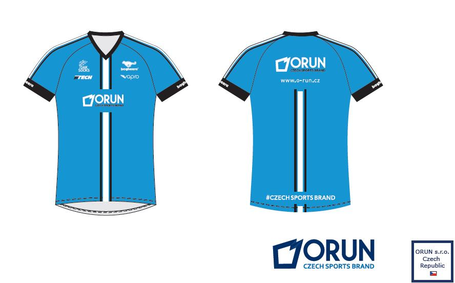 ORUN RUNNING TEAM SUIT UP