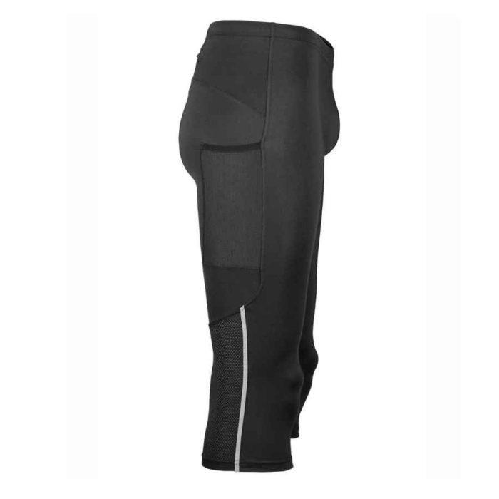 3/4 elastické kalhoty