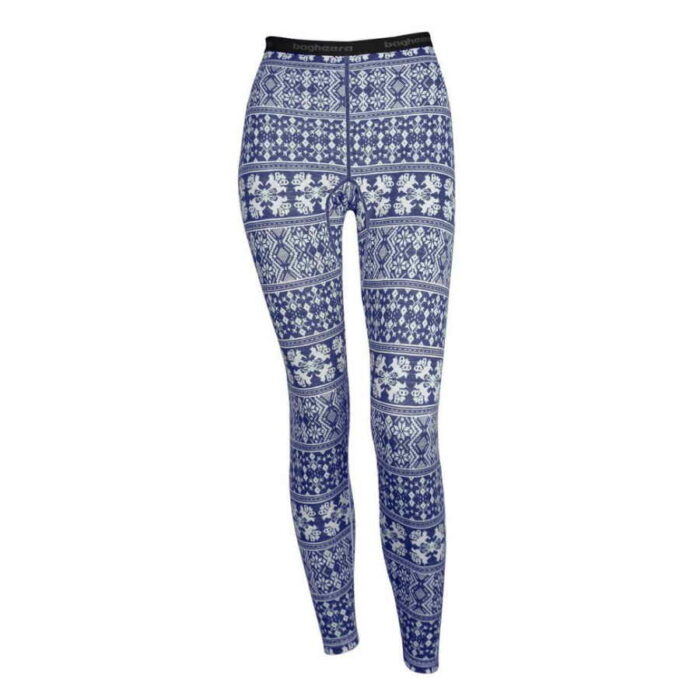 dámské merino kalhoty ve švédském vzoru